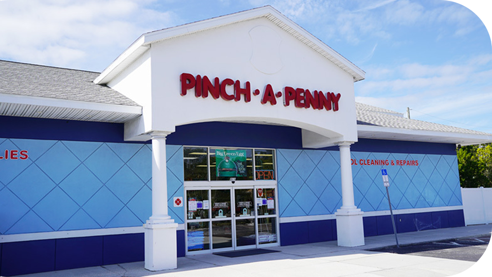 pinch a penny store front